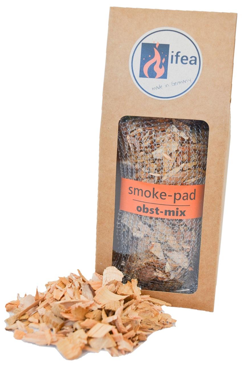 smoke-pad obstmix