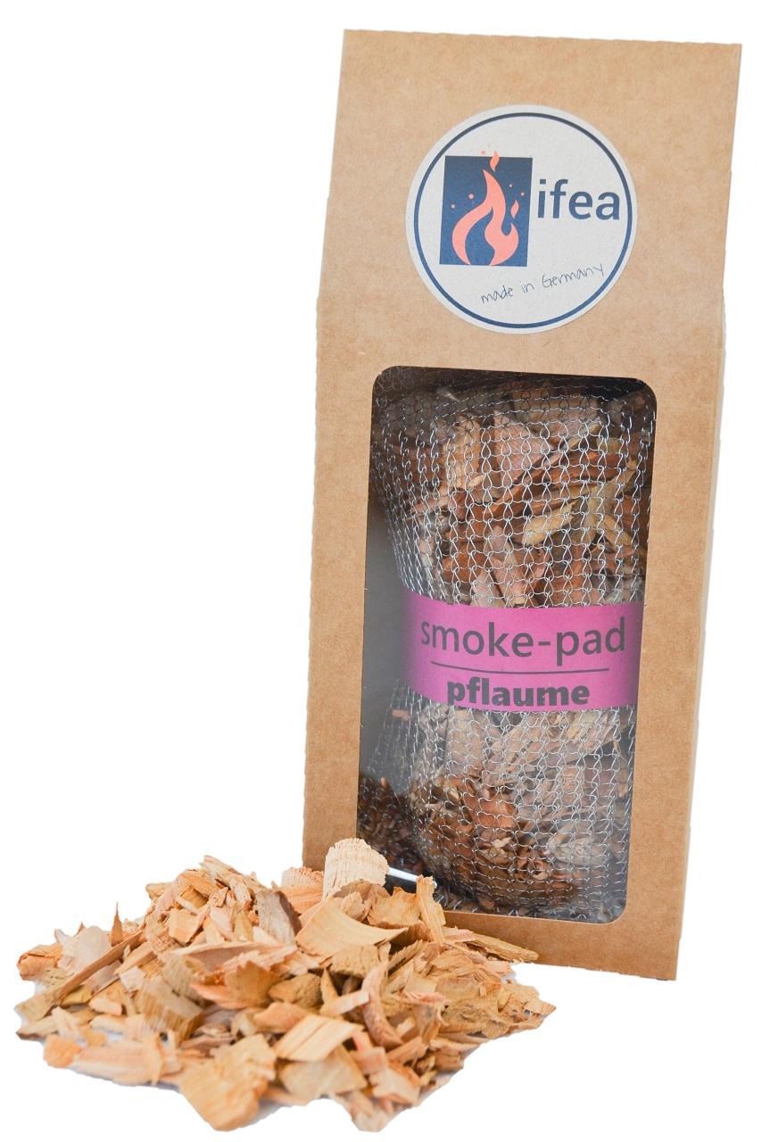 smoke-pad pflaume