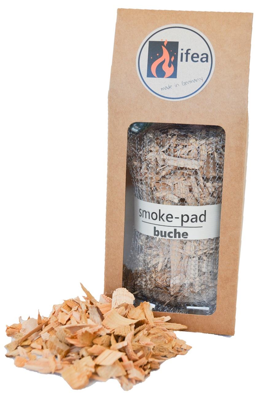 smoke-pad buche